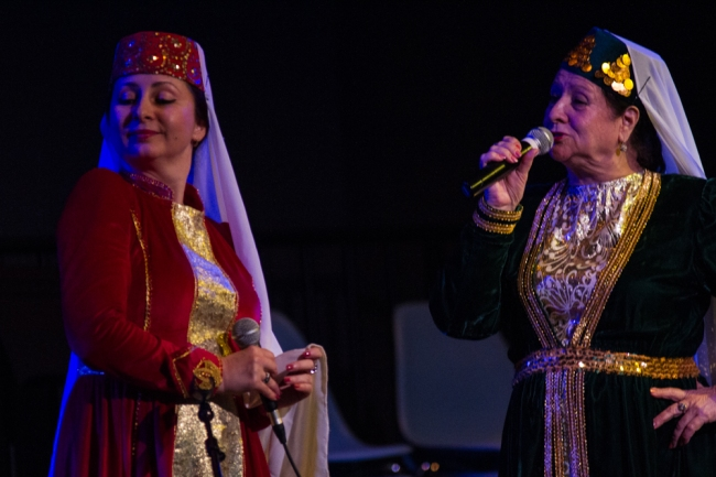 Crimean Tatar Wedding songs at Mothersongs on May 11, 2014