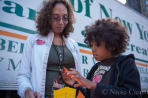 JP & her son Nicholas