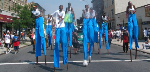Cultural Youth Incorporated Inc., The Brooklyn Jumbies, 2004.