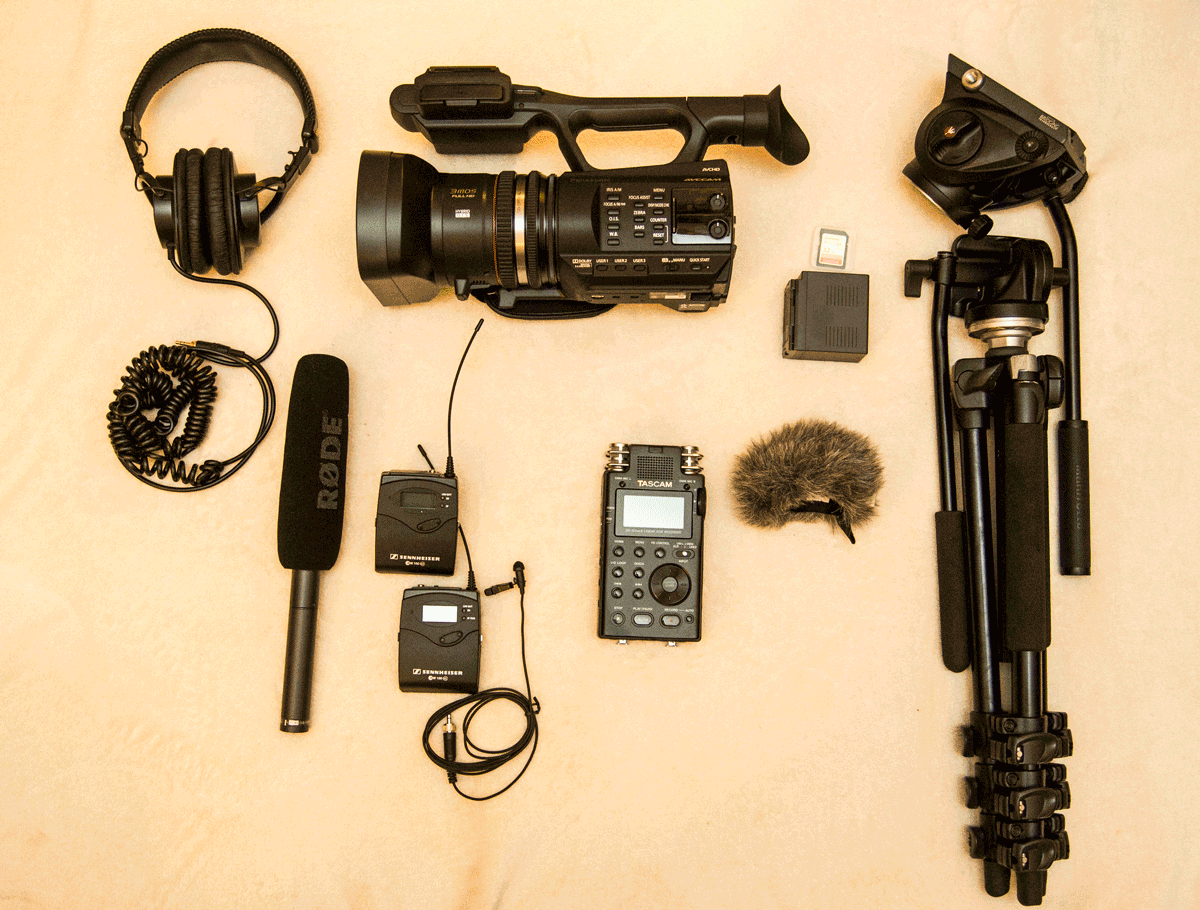Tech Tip: Fieldwork Gear Recommendations